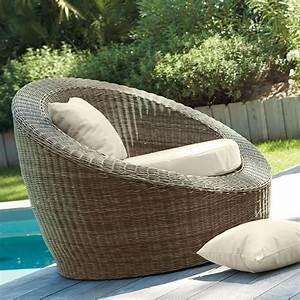 Fauteuil De Jardin Maison Du Monde : fauteuil de jardin en r sine tress e bali maisons du ~ Premium-room.com Idées de Décoration