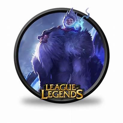 Legends League Icon Nunu Lol Icons Format