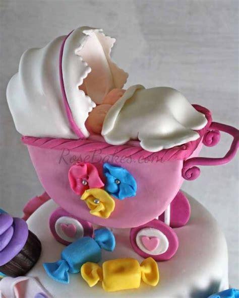 sugar  spice   nice baby shower cake