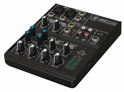 Mixer Channel Mackie Ultra Compact Preamps