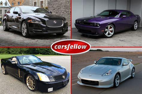 25 Fastest Cars Under k