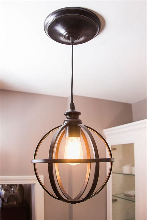 home depot pendant lights kitchen easy diy pendant light how to the home depot 7146