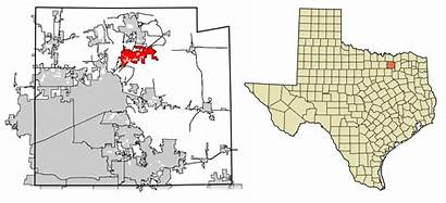 Texas Melissa Wikipedia County Collin Svg Areas