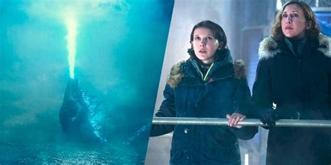 thicc godzilla  stills  leaving   scared  millie bobby browns face student