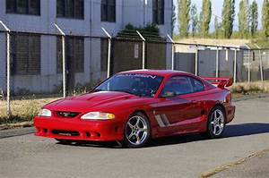1995 Ford Mustang Saleen S351 03 - Photo 100858029 - 1994-1999 S351s Represented a Classic ...