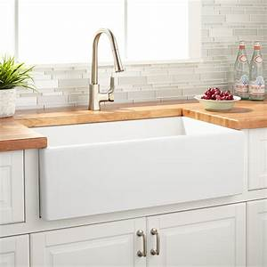 50 inspired 36 farmhouse sink white With 36 white farm sink