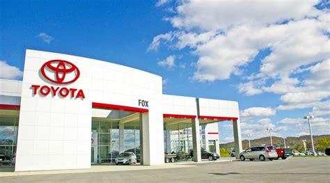 Fox Toyota In Clinton, Tn  (865) 4940