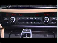 BMW 5 Series Climat Control YouTube