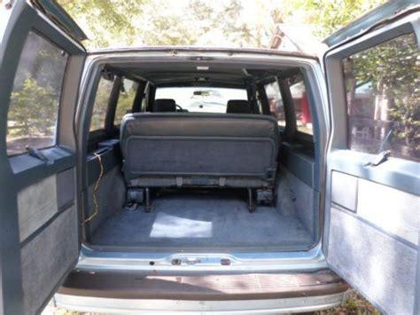 old car repair manuals 2002 gmc safari electronic valve timing find used 1991 gmc safari van in chiefland florida united states for us 1 250 00