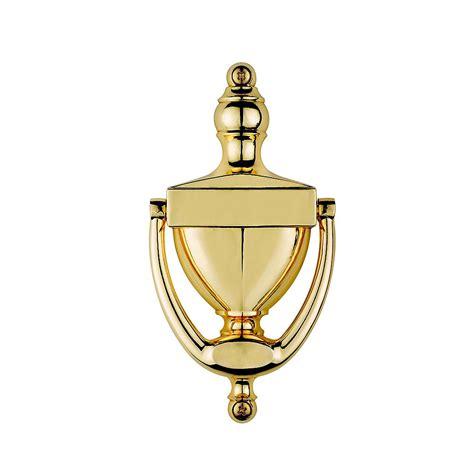 brass door knocker taymor brass door knocker 3 25 in x 6 25 in the home