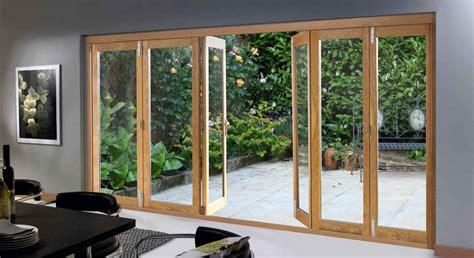 sliding glass walls feel the home