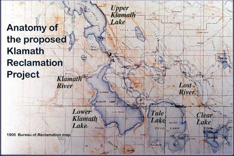 federal bureau of reclamation reclamation history