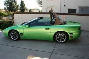 Find Used 95 Callaway C8 Camaro Supernatural Aerobody Convertible Ordered By Otis Chandler In