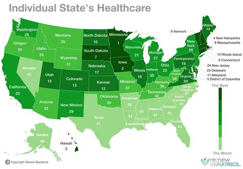 For a lot of people who get their health insurance through their employer, it comes down to people shopping for medicare plans may also be choosing between these same types of options. Healthcare Report 2018: Best & Worst States for Healthcare - Dr. Rich Swier