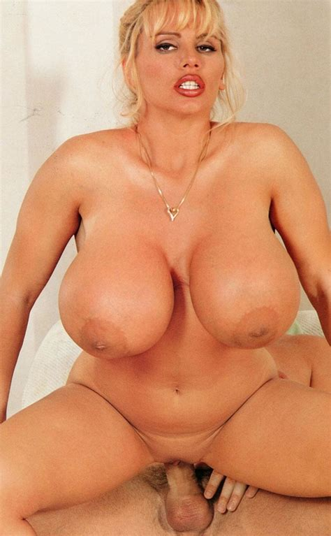 Curvy blonde MILF with mega boobs swallows - XXX Dessert ...