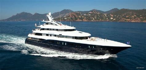 Yacht Excellence by Excellence V Yacht Charter Price Abeking Rasmussen