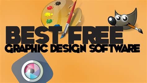 best graphic design software best free graphic design programs