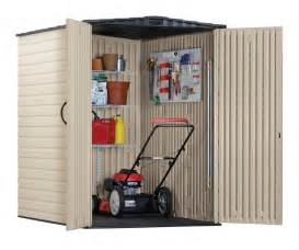 rubbermaid large vertical storage shed the home depot canada