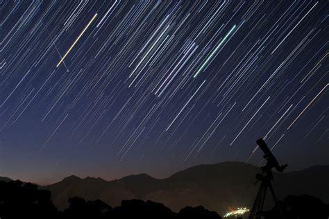 Perseid Meteorite Shower by Perseid Meteor Shower 2013 How To See Celestial Light