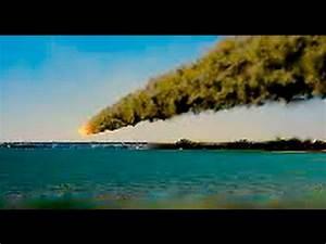 Asteroid strike mega tsunami!!! - the second trumpet of ...
