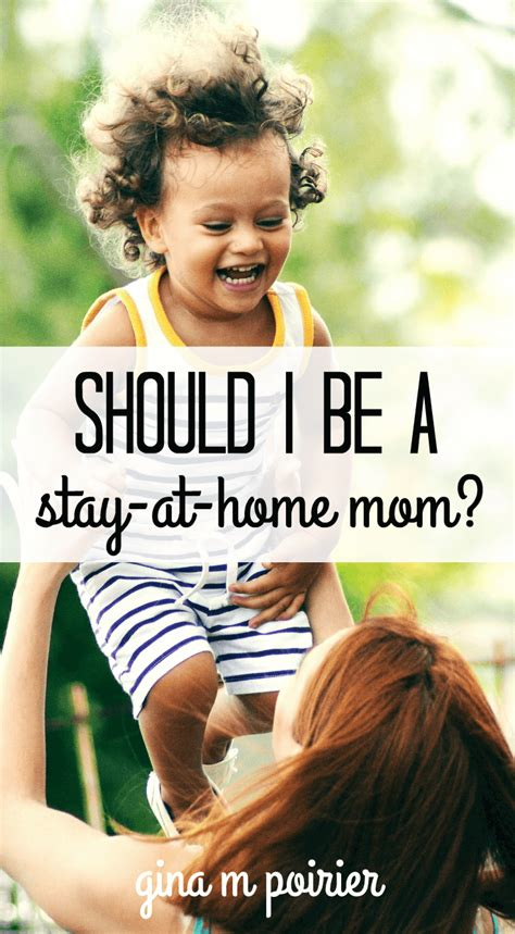 Should I List Stay At Home On My Resume by Should I Be A Stay At Home 5 Questions To Consider