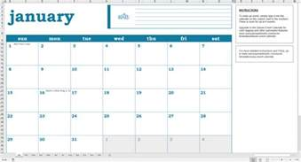 Free Business Spreadsheets Easy Event Calendar Excel Template Savvy Spreadsheets