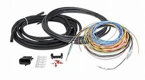 Holley Wiring Harness Ignition Universal Efi Each 558