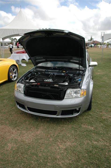 2003 Audi Rs6 At The Palm Beach International Concours D