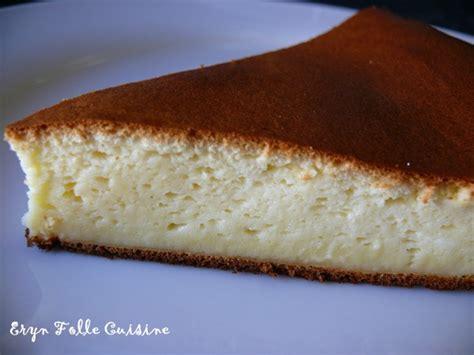 recette cuisine tous les jours tarta de queso dessert espagnol eryn et sa folle cuisine