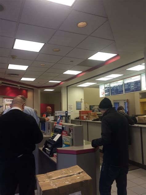 algonquin post office mile lines it s beginning to look a lot like