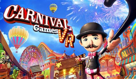 carnival games vr review mindless family fun