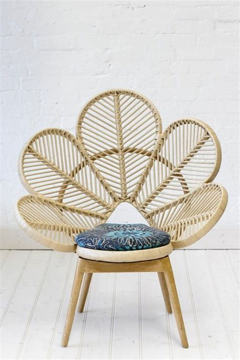 chaise en rotin vintage attractive chaise en rotin ikea 4 le chaise fleur idées pour le salon fauteuils en rotin
