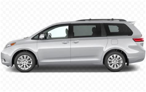 2020 Toyota Sienna Redesign Rumors Review