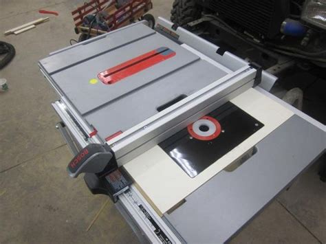 Table Saw Accessories, The O'jays And Bosch Table Saw On