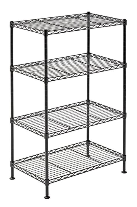 storage racks kitchen 4 tier wire shelving rack metal shelf adjustable unit 2568