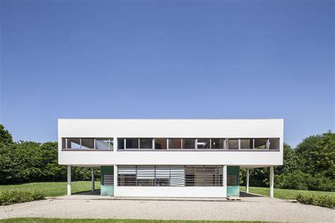 Le Corbusier by Villa Savoye Le Corbusier S Machine Of Inhabit Metalocus