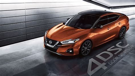 2019 Nissan Maxima Photos And Colours