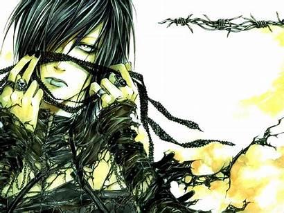 Anime Gothic Wallpapers Dark Drawings Desktop Phone