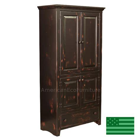 galveston pantry   usa solid wood kitchen pantry