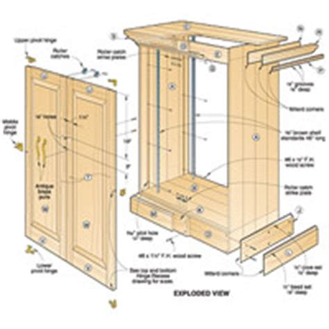 country furniture woodworking plans