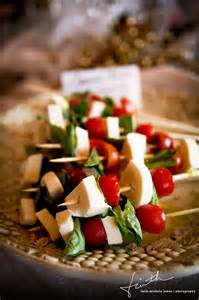 Easy Cold Appetizers Wedding
