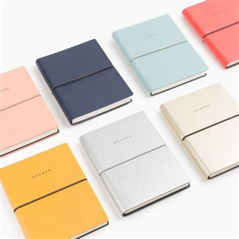 best home color agenda planner poketo