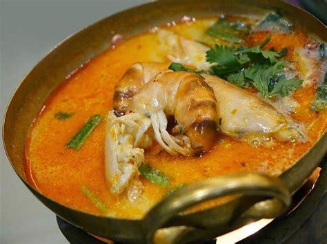recette de cuisine de chef recette de la bisque d écrevisses au curry et à la noix de