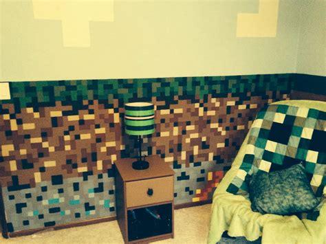 minecraft wallpaper  bedroom walls wallpapersafari