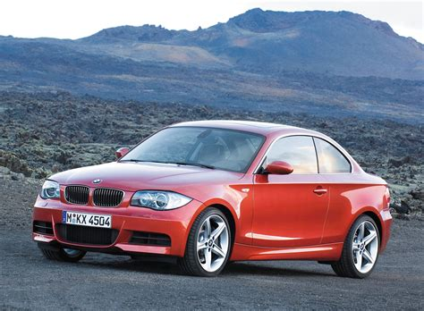 Bmw 1-series Coupé Review (2007