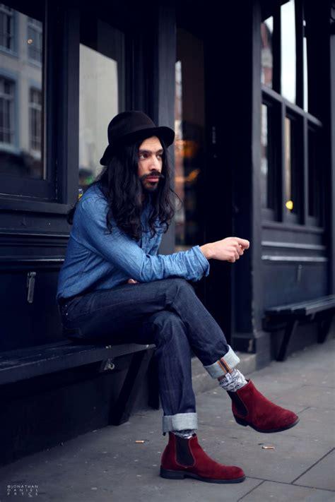 wear  chelsea boots  gentlemanual