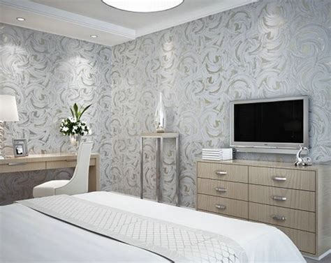 modern home decoration silver grey abstract