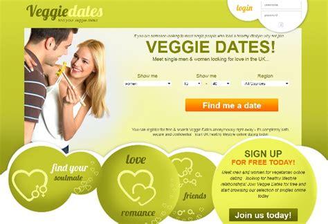 vegetariers dating sites