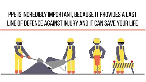 personal protective equipment ppe health  safety