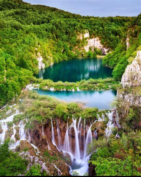 Plitvice Lakes National Park Plitvički Ljeskovac Croatia